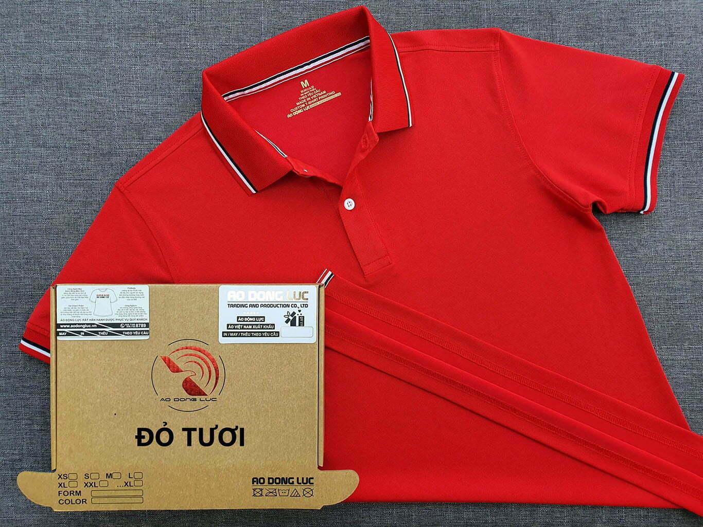 danh mục áo thun trơn với nhiều mẫu áo cổ tròn, polo, áo thun nam, áo thun nữ để khách hàng dễ dàng lựa chọn